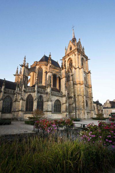 Eglise Notre-Dame-des-Marais de La Ferté-Bernard